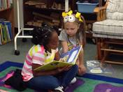 A Minion Reasons To Read Day at Sue Cleveland Elementary