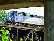 NC Passanger Train