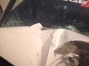 Hanes Magnet School Bus Accident