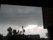 Todays storms