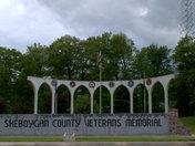 Sheboygan Memorial for the fallen