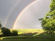 Double Rainbow - Memorial Day