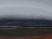 Taken from Lake Draper