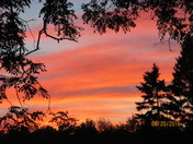 sunset June 20th 2016