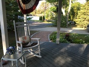 Morning in South Yarmouth