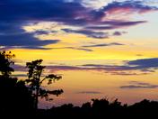 Sunset on Broadmoore GolfCourse