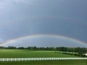 Double rainbow 6/28/2016