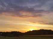 Sunrise in Chariton