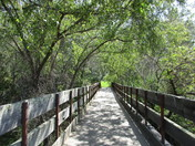Rancho Canada Bridge   East Course