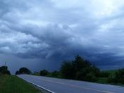 Stormy in Gretna