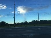 Possible tornado ? Looks suspicious..