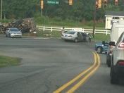 Accident at Motor Road and Patterson around 8 a.m.