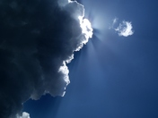 Carolina Blue skies...