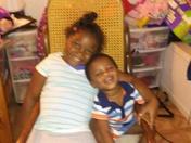 Taijha and Jace