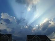 Peaceful skies