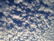 My Sunday Morning Sky July 24