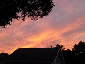 Sunset July 26