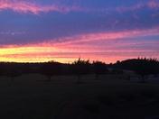 Lisburn Sunset