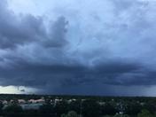 Loxahatchee storm
