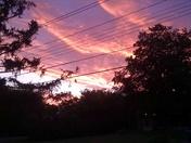 Sunrise in sharonville
