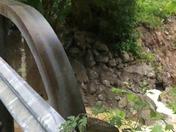 Five Mile Creek rapids