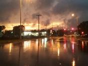 Sat sunset