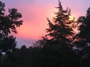 Hopewell, MS Sunset