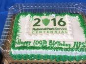 National Park Service Celebrates 100th Birthday at CCNS
