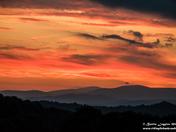 Yesterday evenings Sunset