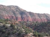 James Canyon camping