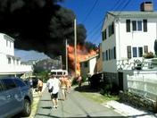 plum island fire