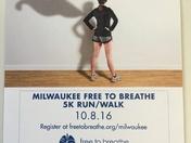 Miwaukee Free to Breathe