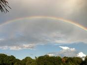 Rainbow over Townville