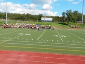 Ringgold Youth Football vs Bethel Park Youth Football