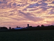 Lancaster County Sunrise