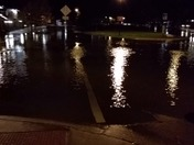 Flooding in North Ames