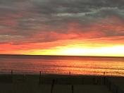 Sunrise Plum Island 9/23