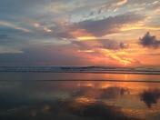 Dr. JP....Sunrise Cocoa Beach 9-24-16