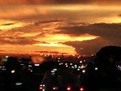 A Nebraska Sunset.