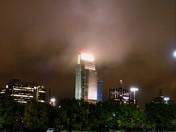 last night downtown