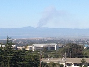Fire o Mt Madonna