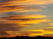 Sunset Taken by Tammy