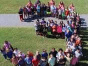 Third Graders at Walhalla Elementary