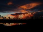 Awesome sunset.