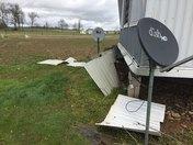 tornado in Brown County