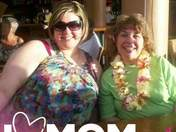 MY MOM AND I IN HAWAII