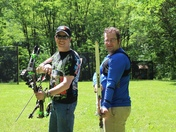 Raccoon lake archery