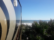 Gamble Rogers State Park ocean view