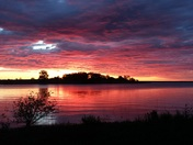 Eisenhower State Park Sunrise