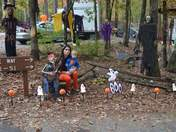 Halloween at Oconee State Park